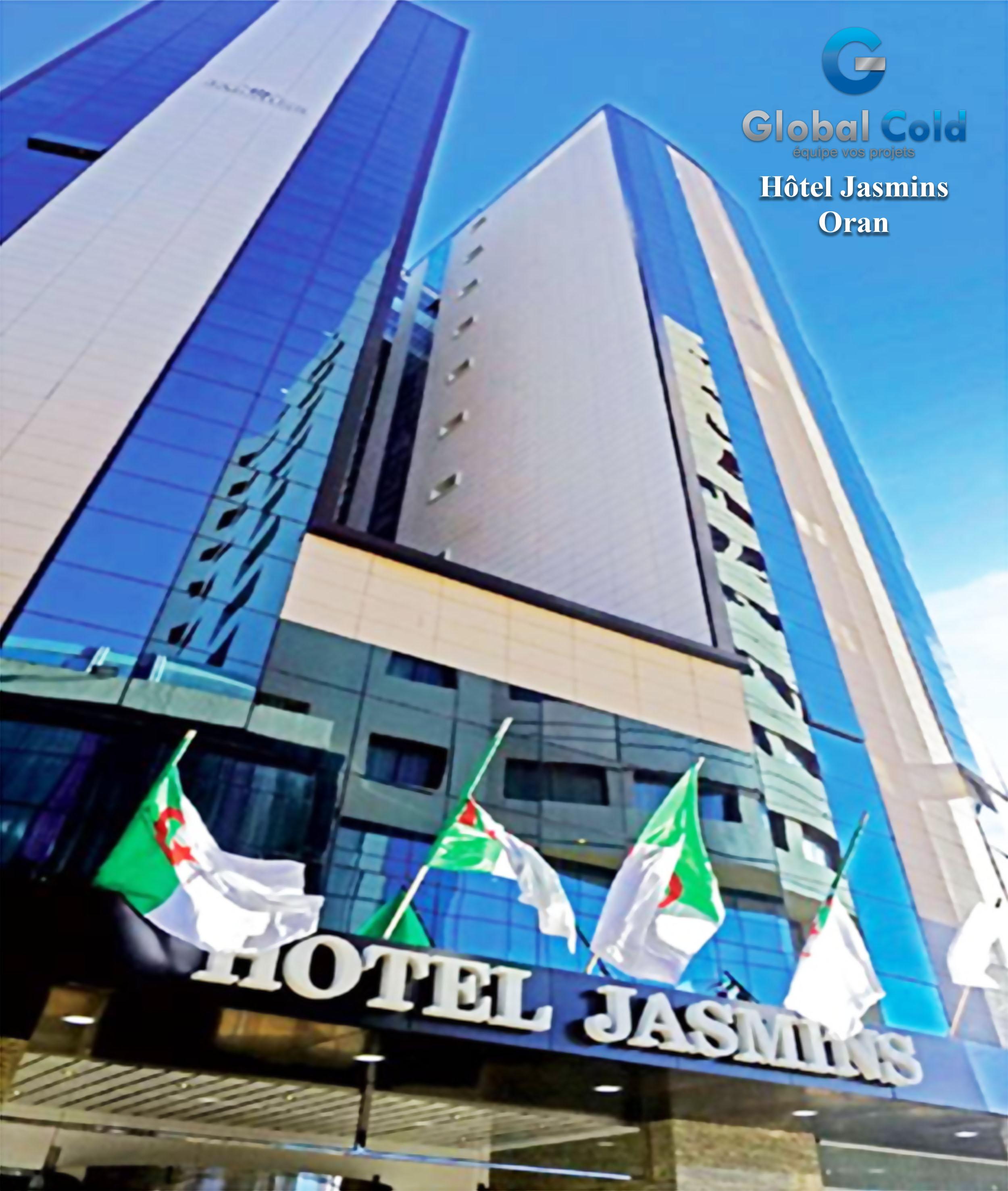 Hôtel Jasmins - Oran
